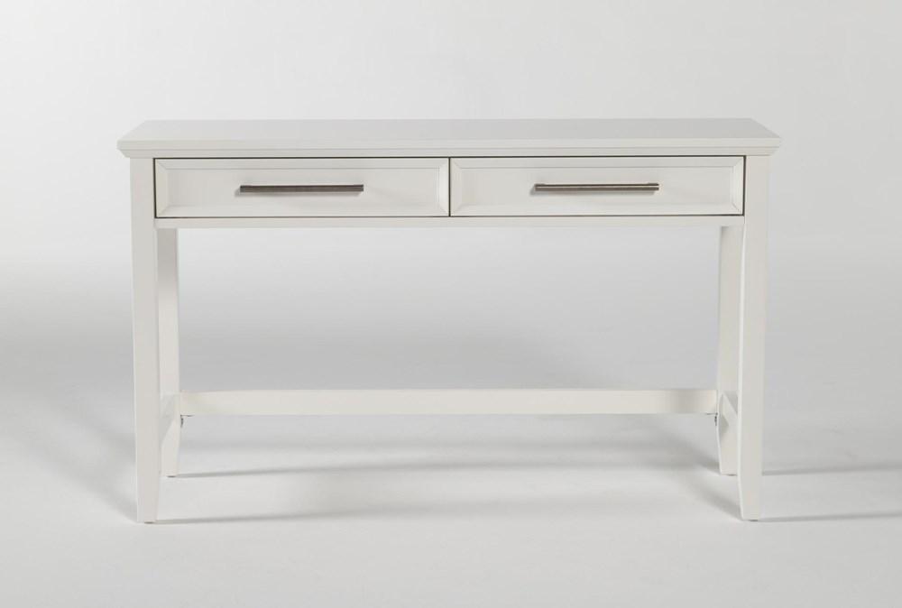 """Dawson White 50"""" Desk"""