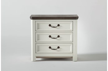 Garland Nightstand With USB