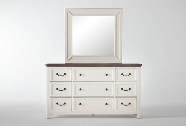 Garland Dresser/Mirror - 360
