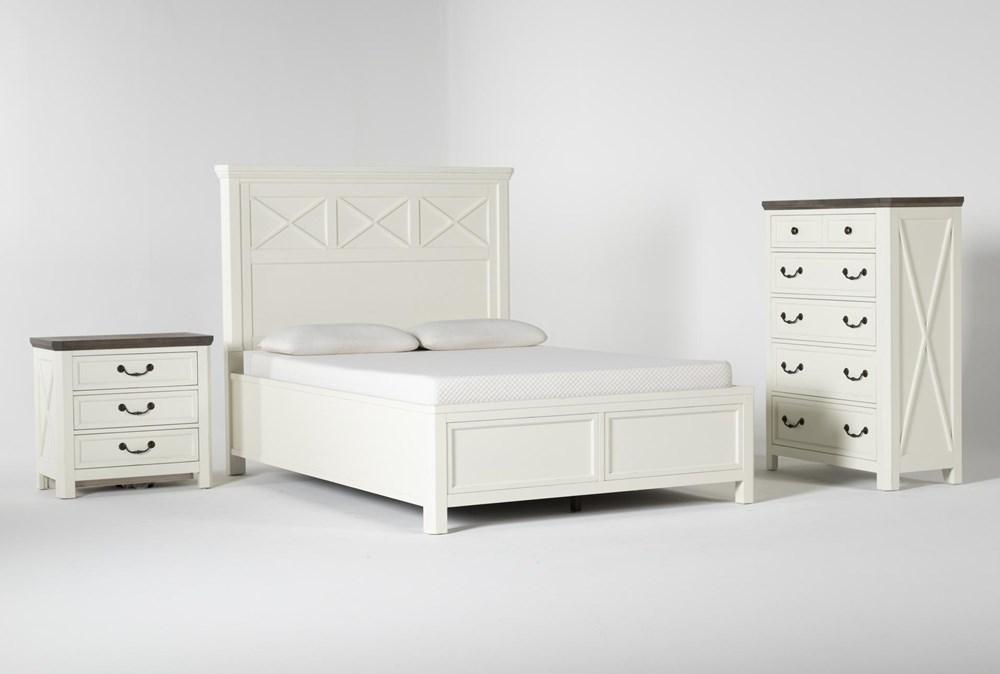 Garland Queen Panel 3 Piece Bedroom Set
