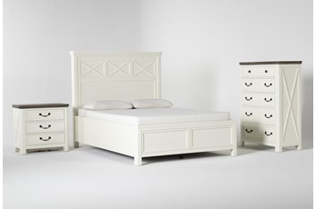 Garland Queen Panel 3 Piece Bedroom Set