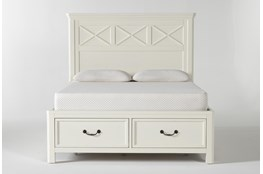 Garland Queen Panel Bed With Storage