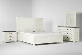 Garland Eastern King Panel 4 Piece Bedroom Set