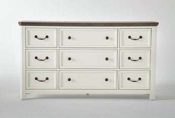 Garland 9 Drawer Dresser