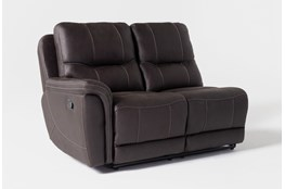 Juniper Left Arm Facing Reclining Loveseat