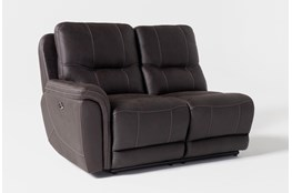 Juniper Left Arm Facing Power Reclining Loveseat