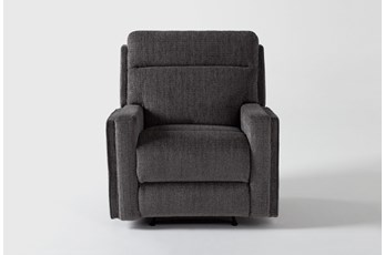 Hewitt Grey Recliner
