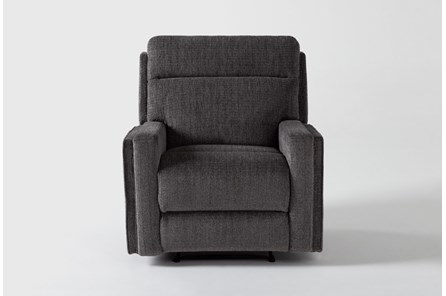 Hewitt Grey Recliner - Main