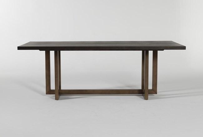 Pierce Espresso Dining Table - 360