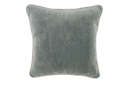 Accent Pillow-Green Bay Velvet 20X20