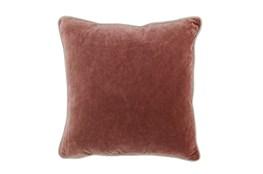 Accent Pillow-Auburn Velvet 20X20
