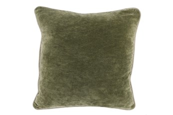 Accent Pillow-Moss Velvet 20X20
