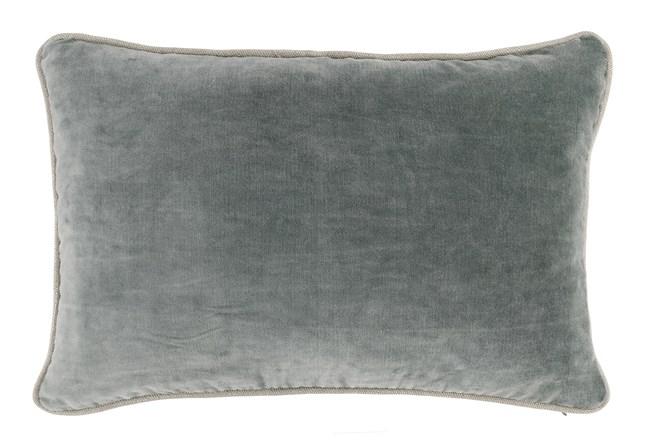 Accent Pillow-Green Bay Velvet 14X20 - 360