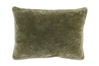 Accent Pillow-Moss Velvet 14X20