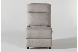 Jarrell Grey Armless Chair