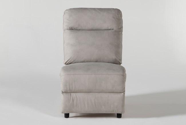 Jarrell Grey Armless Chair - 360