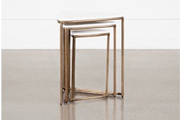Brenton 3 Piece Nesting Accent Tables