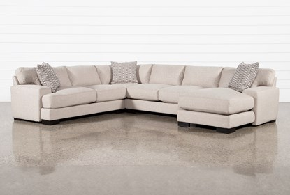 Magnificent Aidan Iii 4 Piece Sectional With Right Arm Facing Chaise Gmtry Best Dining Table And Chair Ideas Images Gmtryco