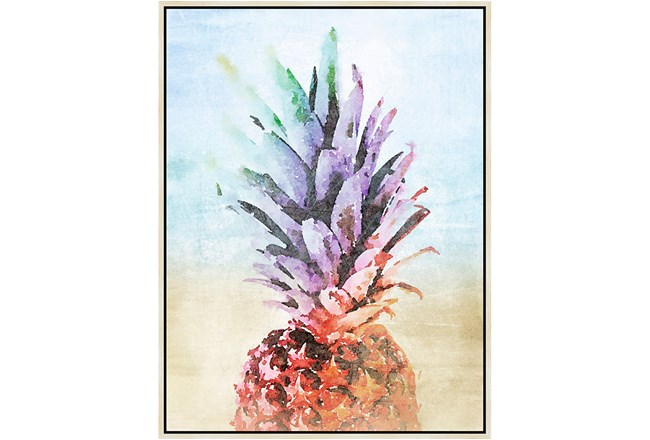 Picture-Pineapple Top I 32X42 - 360