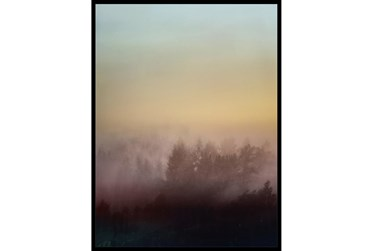 32X42 Into The Mist I