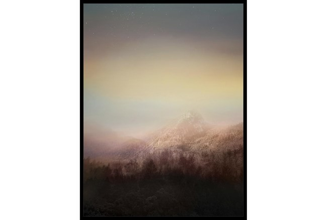 Picture-Into The Mist III 32X42 - 360