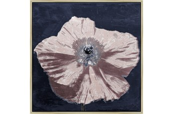 Picture-Poppin Poppies I 35X35