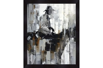 Picture-Man On A Horse 43X53