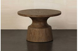 Architectural Elm Coffee Table