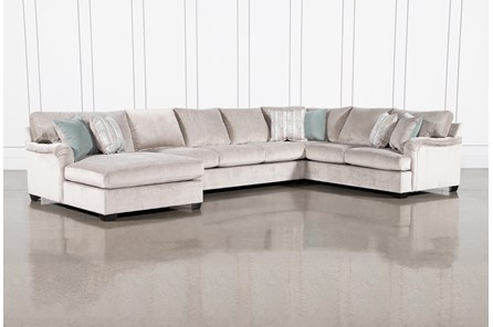 Mira 3 Piece Sectional With Left Arm Facing Chaise