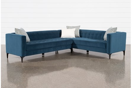 Kit-Anson III 2 Piece Sectional With Left Arm Facing Sofa