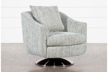 Anson III Swivel Accent Chair