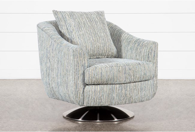 Anson III Swivel Accent Chair - 360