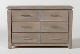 Morgan 6 Drawer Dresser