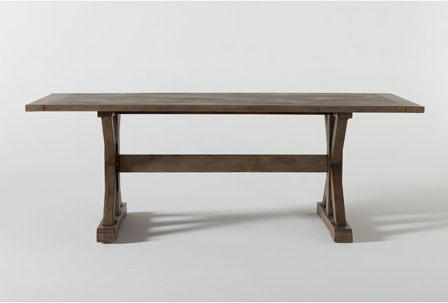 Duke 84 Inch Dining Table - 360