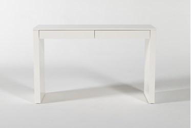 """Vember White 48"""" Desk"""