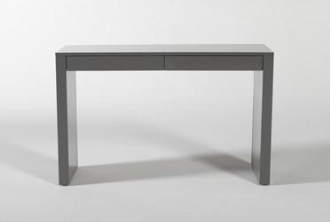 """Vember Grey 48"""" Desk"""