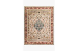 48X72 Rug-Magnolia Home Graham Persimmon/Antique Ivory By Joanna Gaines