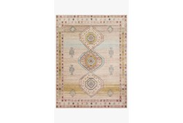 """7'8""""x10' Rug-Magnolia Home Graham Antique Ivory/Multi By Joanna Gaines"""
