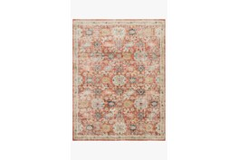 """2'3""""x4' Rug-Magnolia Home Graham Persimmon/Multi By Joanna Gaines"""