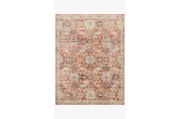 65X90 Rug-Magnolia Home Graham Persimmon/Multi By Joanna Gaines