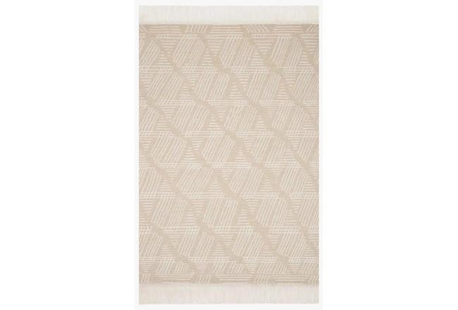 27X45 Rug-Magnolia Home Newton Sand/Ivory By Joanna Gaines - 360
