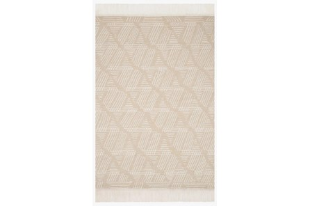 42X66 Rug-Magnolia Home Newton Sand/Ivory By Joanna Gaines