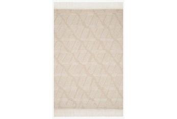 "5'x7'5"" Rug-Magnolia Home Newton Sand/Ivory By Joanna Gaines"