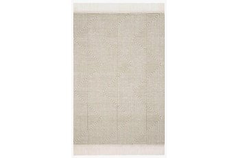 93X117 Rug-Magnolia Home Newton Sage/Ivory By Joanna Gaines