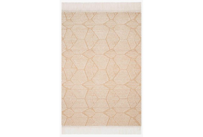 27X45 Rug-Magnolia Home Newton Blush/Ivory By Joanna Gaines - 360