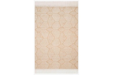 42X66 Rug-Magnolia Home Newton Blush/Ivory By Joanna Gaines