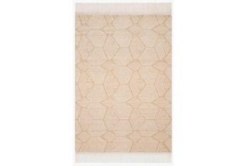 "5'x7'5"" Rug-Magnolia Home Newton Blush/Ivory By Joanna Gaines"