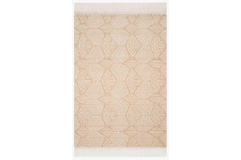 93X117 Rug-Magnolia Home Newton Blush/Ivory By Joanna Gaines