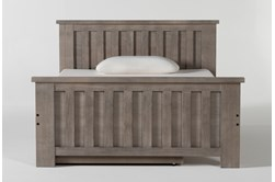 Morgan Full Panel Bed With Trundle