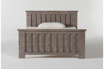Morgan Full Panel Bed
